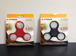 Spinners! LED Light up spinners