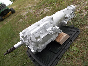 Saginaw 4 speed transmission.....excellent in and out....$650.00