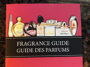 Fragrance gift certificate from Shoppers Drug Mart