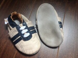 EUC Leather 18-24M Shoes