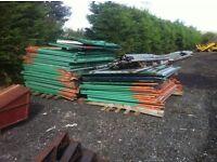 Security fenceing soild panels