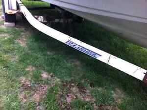Ezy loader Boat trailer for Sale comes with 17.5 ft Larson Kawartha Lakes Peterborough Area image 3