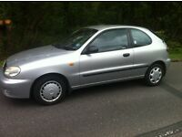 Daewoo lanos 1.6 sx - mot next march - bargain car