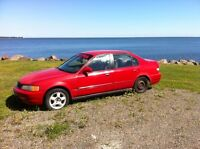 Parting out Red acura el 1997 or sell