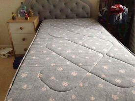 Single bed with mattress collection anstey