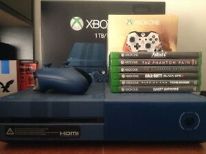 Xbox One MINT* 2 Controllers & 6 Games  Cambridge Kitchener Area image 1