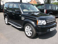 2010(10) Land Rover Discovery 4 3.0 TDV6 ( 242bhp ) 4X4 Auto 2010MY GS