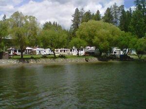 Green Bay Resorts share sale Moyie Lake