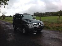 24/7 Trade sales NI Trade Prices for the public 2003 Nissan Terrano 3.0 TDI SVEmotd February 18