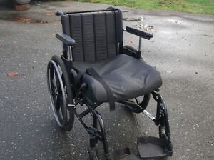 Ultra Light Adult Wheelchair Campbell River Comox Valley Area image 5