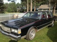 1990 Chevy Caprice Classic - MINT