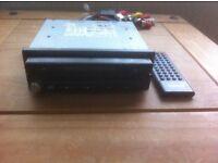 7inch in dash DVD mp3 radio CD player