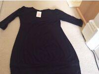 Brand new black tunic dress