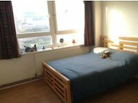 Lovely double room, New flat, close tube station