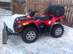 Like new 2011 CanAm 400