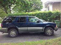 1999 GMC Jimmy SLT  4X4 SUV