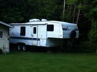 1998 Mallard Fifth Wheel for sale
