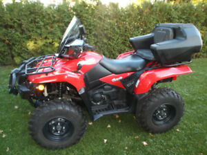 2017 Suzuki King Quad