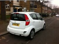 2014 SUZUKI SPLASH 1.0 PETROL MANUAL 5dr