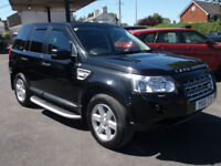2010 (10) Land Rover Freelander 2 2.2Td4e ( 158bhp ) 4X4 2010MY GS Manual