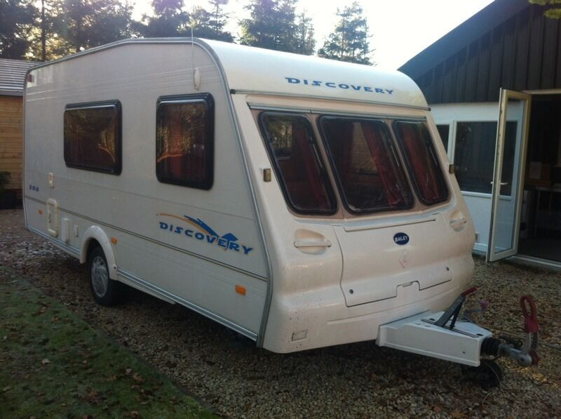 Bailey discovery 200 2004 4 berth in mint condition