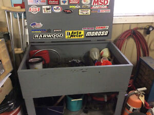 Parts Washer heavy duty