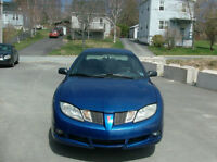 2004 PONTIAC SUNFIRE - JUST SAFETIED - PRIVATE SALE ONLY $2050.
