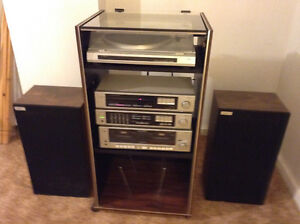 Sears LXI series Stereo System