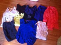 Ladies xs-small tops EUC