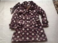 Mz Mz ladies summer coat size: 12/14 used £5
