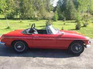 Your dream MGB!