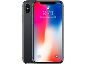 IPhone X 64gb space grey unopened and unlocked