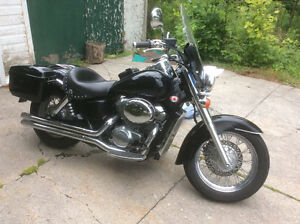 750 Honda Shadow - Owned/Driven by women only