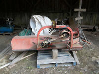 """79"""" Seppi M Flail Mower with hydraulic offset"""