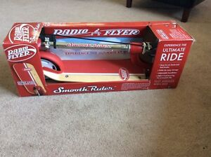 New in Box Radio Flyer Scooter