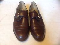Samello men's smart shoes size: 37 used £5