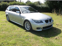 BMW 520d M Sport 2007 57 Estate Auto With Full Service History