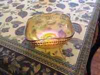 Estate sale Murano glass bowl signed