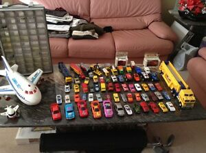 Match Box car collection