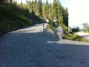 16 Acre Semi Waterfront Property on SHUSWAP LAKE North Shore Greater Vancouver Area image 2