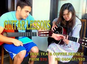 Easy & Quick Way to learn Guitar Provided ! Guitar Lessons! Sydney City Inner Sydney Preview