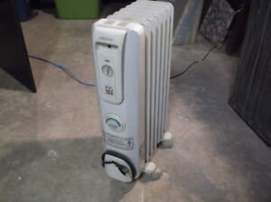 Noma electric space heater