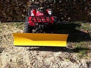 """Warn 54"""" ATV  5 Position Angle Plow"""