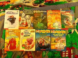 Kids Books 1.50 each or $12 for all 9 (see details)