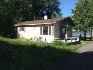 Water front house for rent