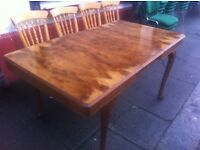 Three Dining Tables : free Glasgow delivery
