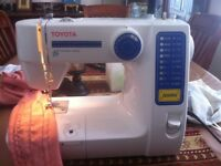 Toyota Jeans Electric sewing