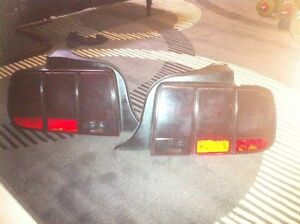 2005-2009 Mustang GT Tail lights