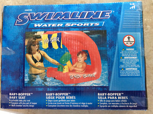 Baby-Bopper gonflable pour piscine 1-3 ans