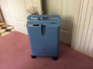 Everflo- Oxygen Concentrator Excellent New Condition!